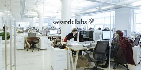 WeWork Labs Manchester Tour tickets