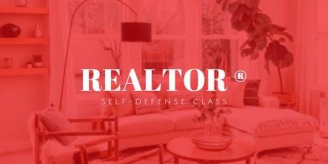 REALTOR ® Self-defense Class tickets