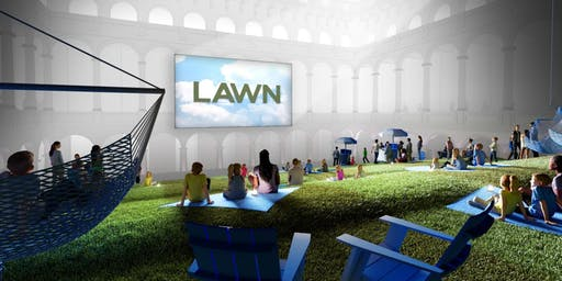 The Lawn at The National Building Museum