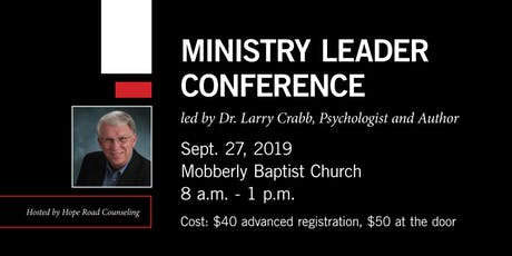 Ministry Leader Conference tickets