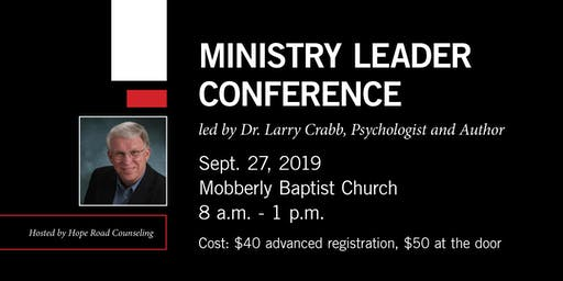 Ministry Leader Conference