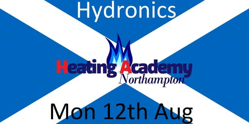 Scottish Hydronics for Domestic Installations Monday 12 August