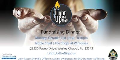 Light Up the Night Tampa Bay - Fundraising Dinner