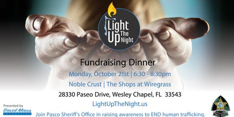 Light Up the Night Tampa Bay - Fundraising Dinner tickets