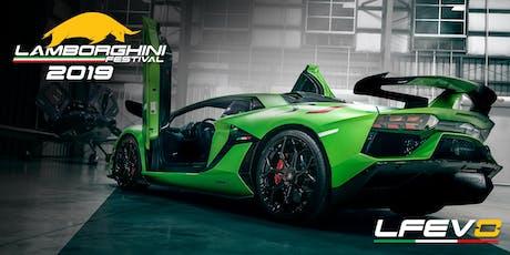 Lamborghini Festival 2019  tickets