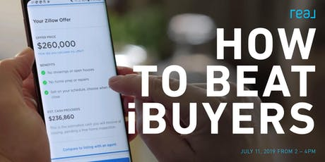 How to Beat iBuyers tickets