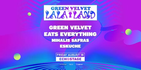 La La Land feat. Green Velvet + Eats Everything tickets
