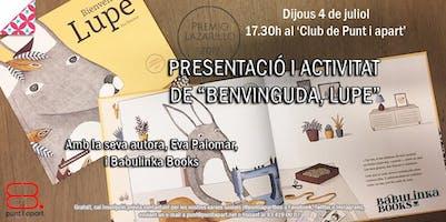 """Presentació i activitat """"Benvinguda, Lupe!"""" amb Babulinka Books"""