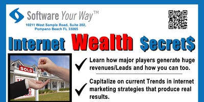Internet Wealth Secrets: Generating Business Leads