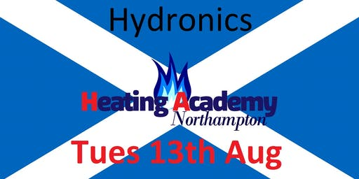 Scottish Hydronics for Domestic Installations Tuesday 13  August