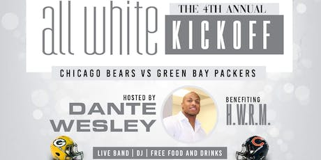 4th Annual ALL White NFL Kickoff @ Park Place (Mercedes Benz) tickets