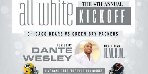 4th Annual ALL White NFL Kickoff @ Park Place (Mercedes Benz)