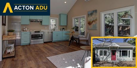 Building an ADU: Get started on a backyard home (11.02.2019) tickets