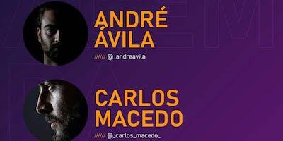 Além da Foto #03 - Carlos Macedo e André Ávila