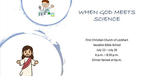 When God Meets Science - Vacation Bible School