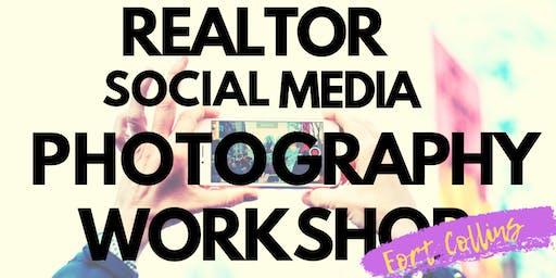 FORT COLLINS: Realtor Social Media Photography Workshop