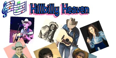 HILLBILLY HEAVEN August 9th, 2019