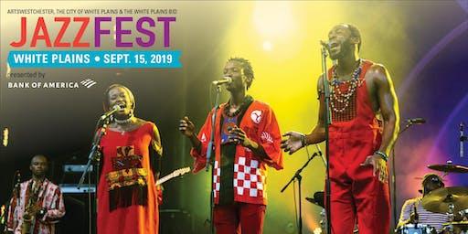 JazzFest 2019: White Plains Jazz & Food Festival
