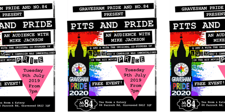 Pits and Pride - An Audience With Mike Jackson tickets