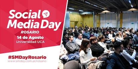Social Media Day Rosario 2019 entradas