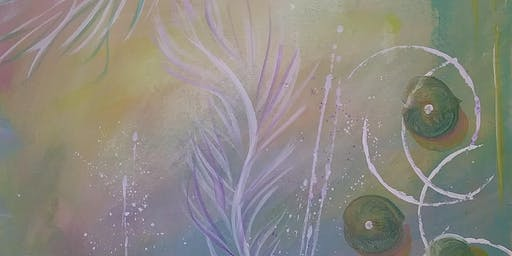 Mindful Art (Intuitive Painting)