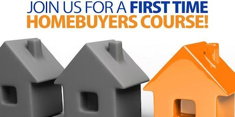 First Time HomeBuyers Course tickets