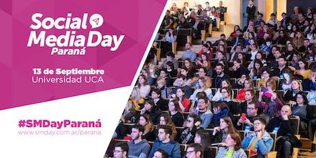 Social Media Day Paraná 2019 entradas