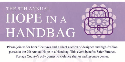 9th Annual Hope in a Handbag