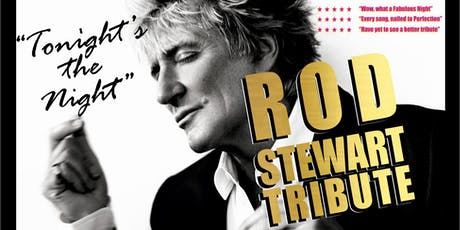 ROD STEWART Tribute Act tickets