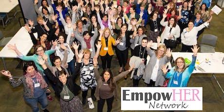 EmpowHER Network Women's Mastermind Meeting -- July 23 2019 tickets