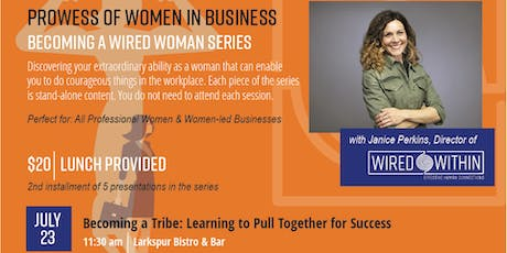 Becoming a Tribe: Learning to Pull Together for Success tickets