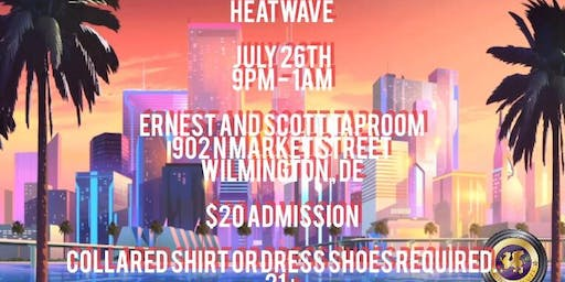 Simmy Music Factory Presents: Heat Wave