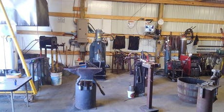 NOVEMBER  Introduction to Blacksmithing tickets