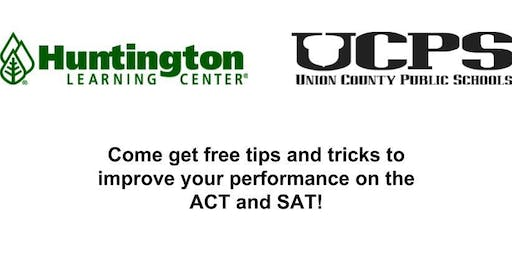 2019 UCPS Huntington Blitz ACT/SAT
