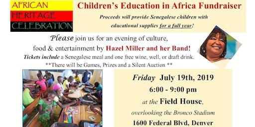 African Heritage Celebration Gala