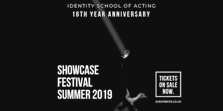 Identity 16th Anniversary Showcase Festival 2019: Adult Intermediate/Advanced 1 & 2 tickets