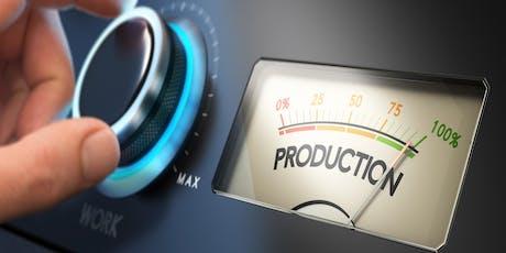 Scheduling: Aumente su productividad, obteniendo el máximo rendimiento de sus máquinas críticas. entradas