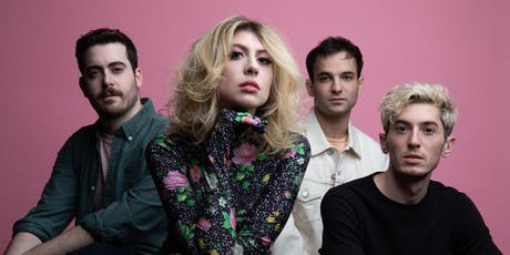 Charly Bliss + Basement Revolver tickets