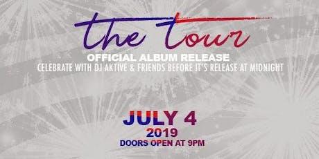 7*4 / DJ AKTIVE LIVE / AKTIVE ALBUM RELEASE PARTY / INDEPENDENCE DAY CELEBRATION / 10:00p - 2:00p / Vesper 223 S Sydenham St, Philadelphia, PA 19102 / July 4, 2019 tickets