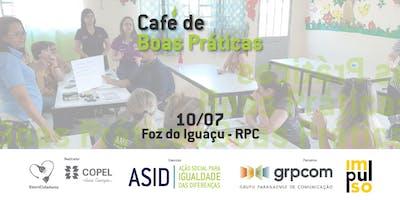 Café de Boas Práticas - Como mentorias podem proporcionar o crescimento da sua instituição