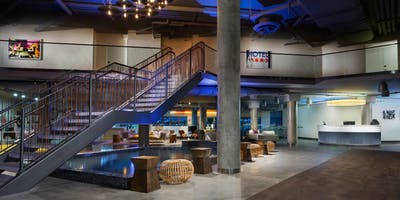 Salsa Night at The Gates Hotel South Beach