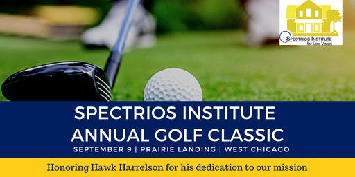 Spectrios Institute - Annual Golf Classic
