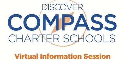 Virtual Information Session with Compass Charter Schools