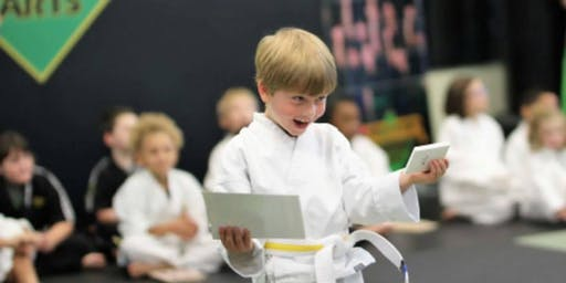 FREE Children's Beginner Martial Arts Workshop