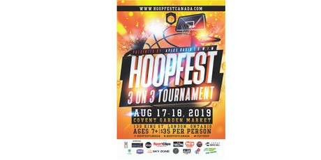 HOOP FEST CANADA 2019 tickets
