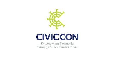 Civil Civic Engagement CivicCon Center Course tickets