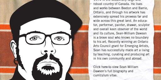 Art Party: Sean William Dawson