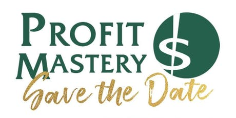 Profit Mastery Workshop 2020 tickets