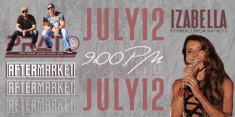 Izabella Rocha and PRATO Concert tickets