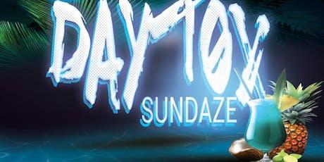 DAYTOX SUNDAZE (DAY PARTY) tickets